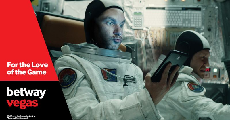 betway astronaut playing games