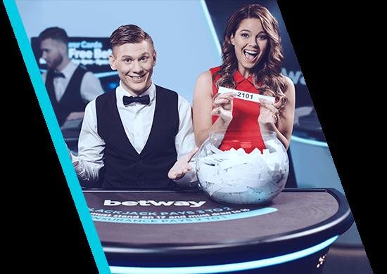 Live Casino's Games